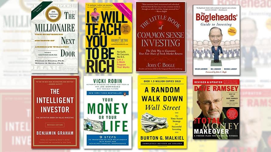 best books on investing for beginners